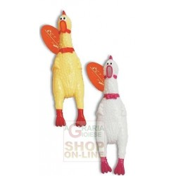 PET TRIBE HEN LATEX TO THE...