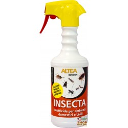 ALTEA INSECTA INSECTICIDE MICROEMULSION AQUEOUS READY to USE 500 ml