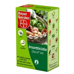 BAYER DECIS JET INSECTICIDE PIRETROIDE BASED DELTAMETHRIN ML. 50