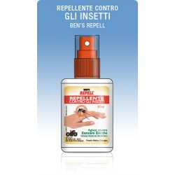 BENS REPELL ML. 100 INSECT...