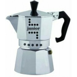 BIALETTI COFFEE MACHINE, JUNIOR COFFEE, MOKA EXPRESS 2 CUPS