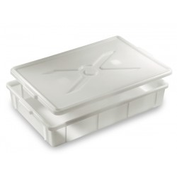 CONTAINER MULTIPLE LT. 26 H. 11 WHITE without cover