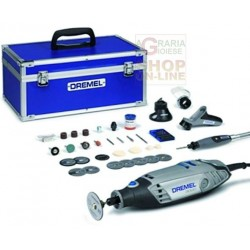 DREMEL MULTIUTENSILI 3000 GOLD-KIT F0133000LW