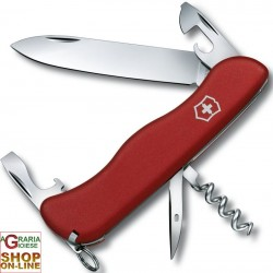 VICTORINOX multi-purpose PICKNICKER KNIFE WITH 11 FUNCTIONS mm. 111 BLISTER