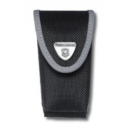 VICTORINOX HOLSTER CORD.BLACK TWO POCKETS