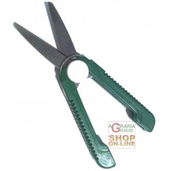 SCISSORS MULTI-PURPOSE RETRACTABLE POCKET KBL 179 FISHING HUNTING WORK SEAMSTRESS