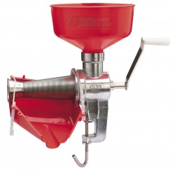 FPL TOMATO MILL SAUSAGE FILLERS MANUAL FUNNEL AND DRAINER IN PLASTIC