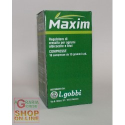 GOBBI MAXIM PLANT GROWTH REGULATOR-G TUBE. 100