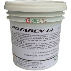 GOBBI POTABEN THERE PASTA A HEALER, AND A DISINFECTANT FOR WOUNDS AND CUTS OF PRUNING GR. 500