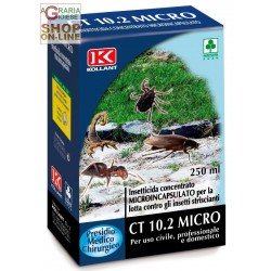 KOLLANT INSECTICIDE CT 10.2 MICRO LT. 1