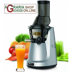 KUVINGS JUICE EXTRACTOR WITH A FILTER FOR SMOOTHIES CREAMY AND FILTER FOR DESSERTS ICE CREAMS AND SORBETS, MOD. B6000S