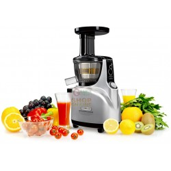 KUVINGS JUICE EXTRACTOR SILENT, FAST AND HEALTHY MOD. NS 850 SILVER