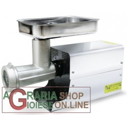 LEONARDI MEAT MINCER ELECTRIC WITH BOX, LACQUERED 22 HP. 1 NIPLOY
