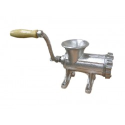 LEONARDI MEAT MINCER MANUAL 12 TINNED
