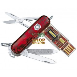 VICTORINOX SECURE 32GB LED...