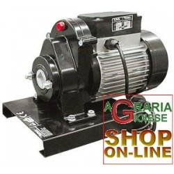 REBER ELECTRIC MOTOR HP. 0,40 MOTOR WATTS. 500