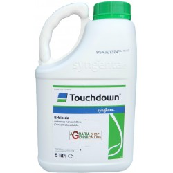 SYNGENTA SYSTEMIC HERBICIDE TOUCHDOWN-BASED, GLYPHOSATE LT. 5