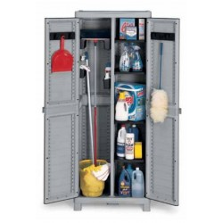 TERRY ARMADIO WAVE 2 ANTE CM. 70x44x181h PORTA SCOPE 3700 UTILITY