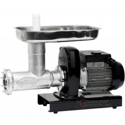MEAT GRINDER ELECTRIC FLOOR SM HP. 0,50 WATTS, 370 N. 12 STAINLESS steel