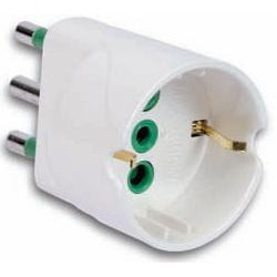 ADAPTER 16A-BEEP FOR SCHUKO...