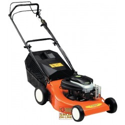 ALPINA CASTOR LAWN MOWER INTERNAL COMBUSTION FL 54 LS G HP. 4 self-PROPELLED