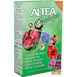 ALTEA ACIDOPHILIC ORGANIC FERTILIZER FOR ACIDOPHILIC GRANULAR PKG. 1