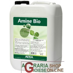 ALTEA AMINE ORGANIC 3.0-THE ORGANIC NITROGENOUS FERTILIZER THE FLUID ALLOWED IN ORGANIC FARMING LT. 5
