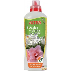 ALTEA AZALEAS AND PLANTS ACIFDOFILE ORGANIC FERTILIZER, LIQUID KG. 1