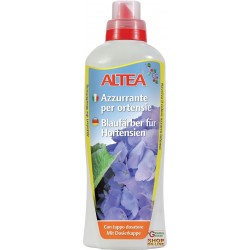 ALTEA-FASHIONED BLUING FOR HYDRANGEA FERTILIZER IN CONCENTRATED LIQUID KG. 1