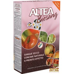 ALTEA BIOSANG BLOOD DRY MICROGRANULAR kg. 1