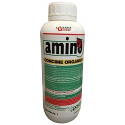 AMINO SPRAY FLUID ORGANIC NITROGENOUS FERTILIZER FROM ENZYMATIC HYDROLYSIS KG. 1