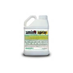 AMINO SPRAY FLUID ORGANIC NITROGENOUS FERTILIZER FROM ENZYMATIC HYDROLYSIS KG. 6