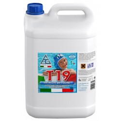 ANTIALGHE FOR SWIMMING POOLS TENSIOQUAT TA/10 LT.5