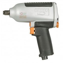 BAHCO AIR IMPACT WRENCH, REVERSIBLE, 1/2 IN.