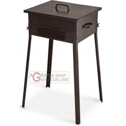 CHARCOAL FOR THE BARBECUE FORNACETTA MODEL TAORMINA CM. 35x45x66h.