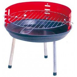 BARBECUE IN STAINLESS STEEL...
