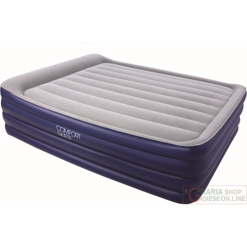Materasso Letto Gonfiabile Airbed.Bestway Queen Inflatable Mattress Bed Airbed Dream Glimmers Of