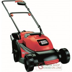 BLACK AND DECKER ELECTRIC LAWN MOWERS 1000 WATT CM. 31 GR3000-QS