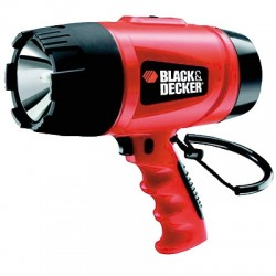 BLACK DECKER FLASHLIGHT RECHARGEABLE LS301
