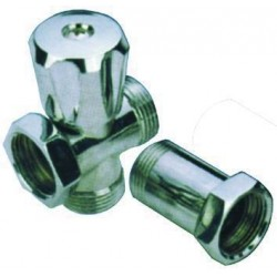 BLINKY FAUCET FOR WASHING MACHINE 3 WAY SPACER 3/4 IN.