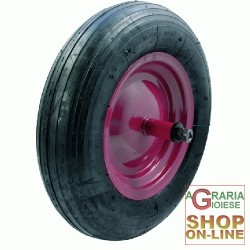 BLINKY WHEEL FOR WHEELBARROW FOAM PIN CM LONG. 21
