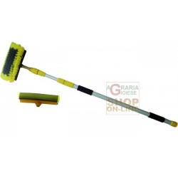 BLINKY BRUSH FOR CAR WASH-300 ATTACCP QUICK CM. 135-300